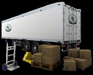 dry van trailer rental